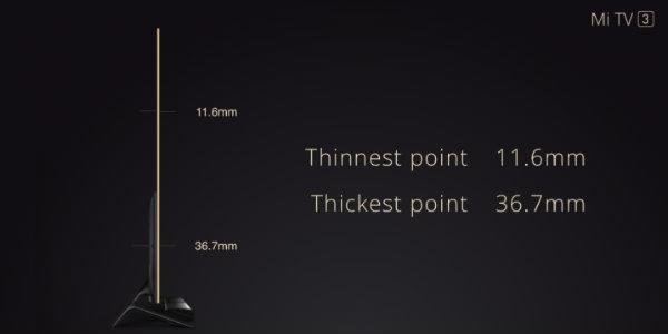 Xiaomi'den yine ses getirecek Mi TV 3 Smart TV modeli