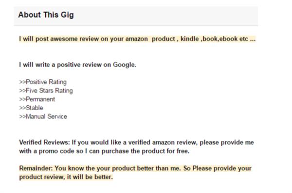 Amazon 1114 kişiye ürünlere sahte yorum yazdığı iddiası ile dava açıyor