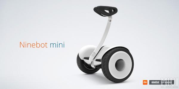 Xiaomi yeni bir sektöre daha giriyor : Ninebot mini