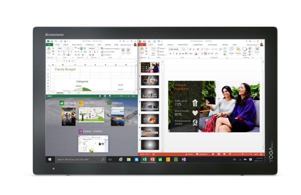 Lenovo'dan iki yeni bilgisayar: Yoga 900 Convertible ve Yoga Home 900