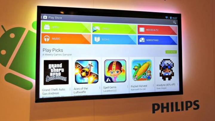 Android TV ürünlerindeki televizyona yansıtma problemi çözüldü