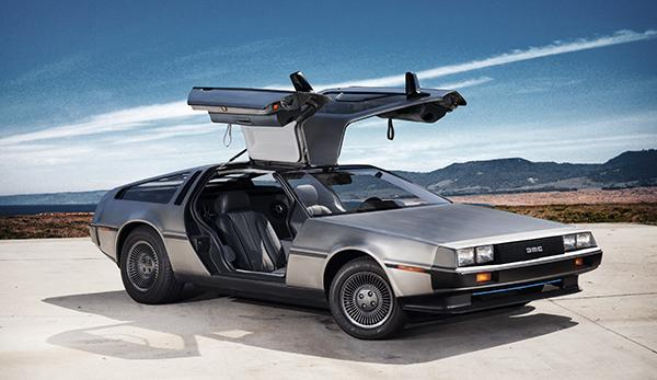 Stanford Üniversitesi'nden otonom DeLorean