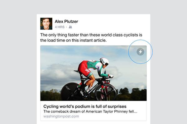 Facebook'dan iPhone kullanıcılarına müjde