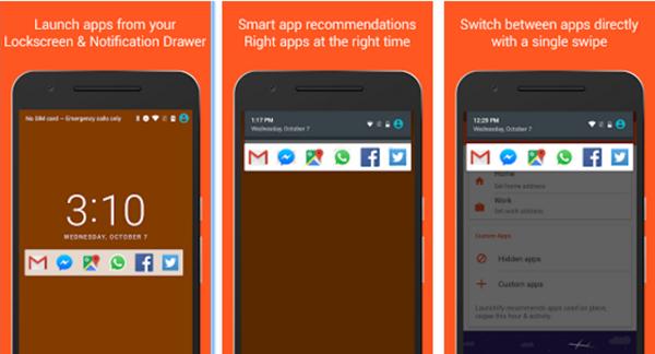 Launchify ile Android cihazlara hızlı uygulama kısayolları geliyor
