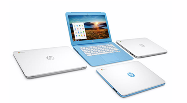 HP'den yeni Chromebook