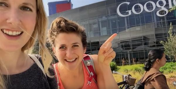 Nexus 5X ve 6P'nin kamerasından Google ofisine konuk oluyoruz