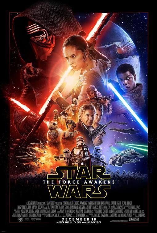 Yıldız Savaşları: Güç Uyanıyor'dan yeni fragman ve poster