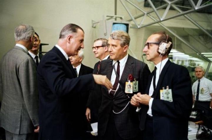 Uzay mekiğinin babası George Mueller hayatını kaybetti