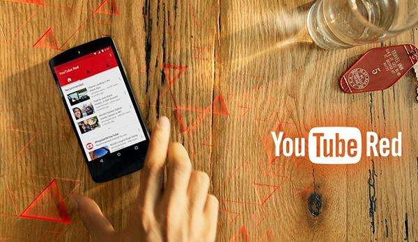YouTube Red aboneliği iOS tarafında daha pahalı