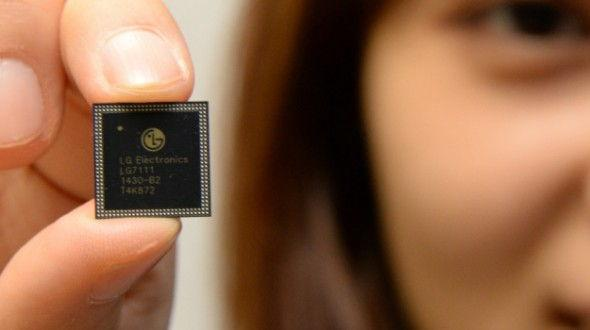 LG'nin yeni yongasetinde Intel izleri