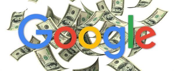 Google gelirlerini yükseltiyor