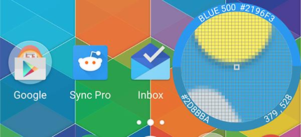 Renk keşfini kolaylaştıran yeni Android uygulaması: Pixolor