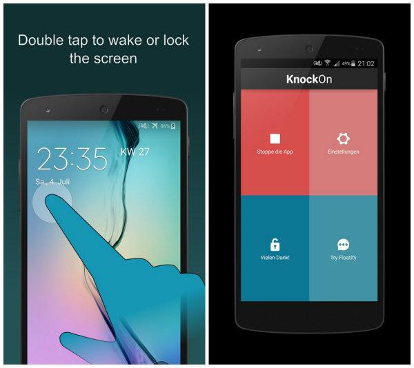 Knock On ile OLED ekranlara tıkla-aç özelliği geliyor