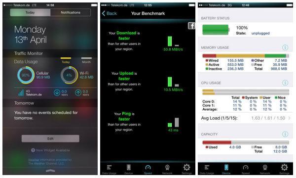 Veri trafiği artık Apple Watch üzerinden izlenebilecek