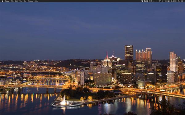 Kullanıcılarına dünyayı gösteren Mac uygulaması: World View Live Wallpaper