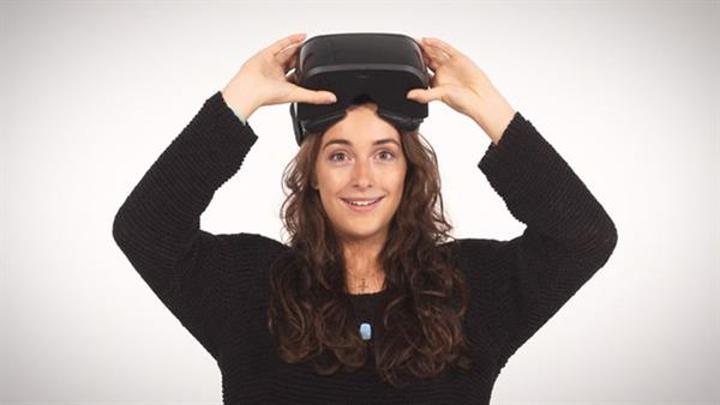 Bilgisayarsız sanal gerçeklik: AuraVisor