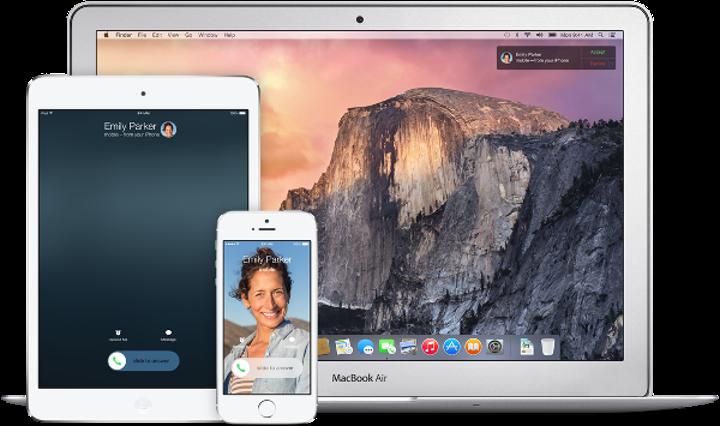 iOS ve OS X giderek daha fazla bütünleşiyor