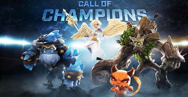 Call of Champions beta sürümü Android için başladı
