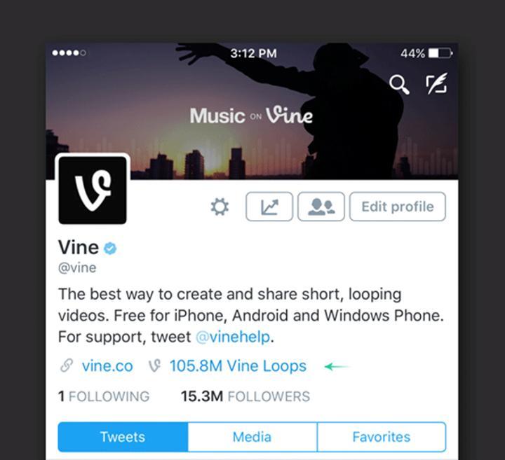 Twitter ile Vine arası etkileşim arttırıldı