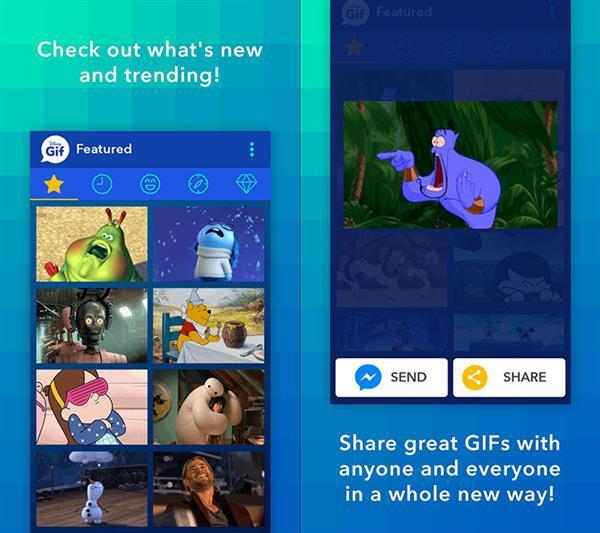 Disney'den yeni Android uygulaması