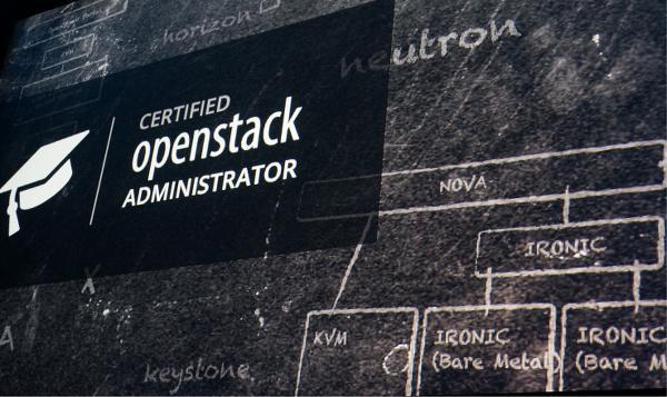 Bulut yönetici sertifikaları OpenStack Vakfı'ndan