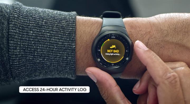 Samsung, Gear S2 akıllı saatinin yeni tanıtım videosunu yayınladı