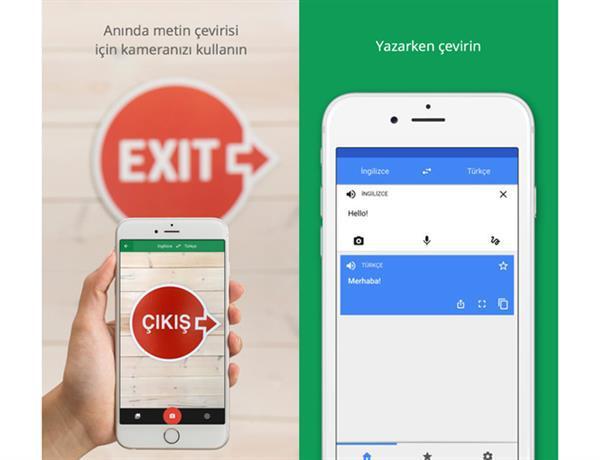 iOS için Google Çeviri'ye çoklu pencere desteği