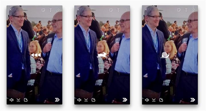 iOS ve Android için Snapchat yeni filtrelerle güncellendi