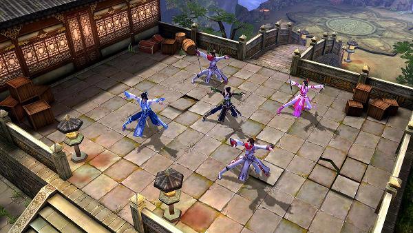 Age of Wushu mobile geliyor
