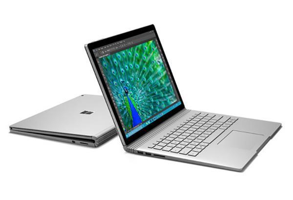 Microsoft Surface Book'da ekran sorunu