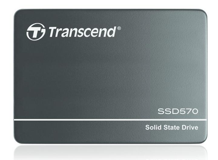 Transcend'den kurumlara yönelik performans odaklı SSD570