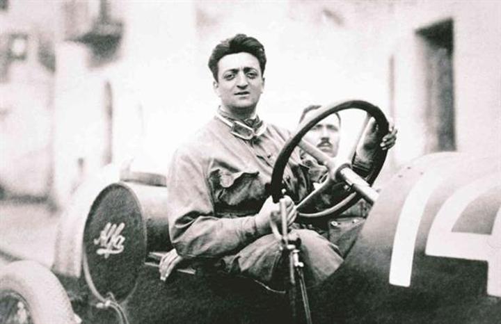 Enzo Ferrari'nin hayatı film oluyor