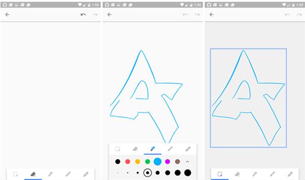 Android için Google Keep'e çizim desteği