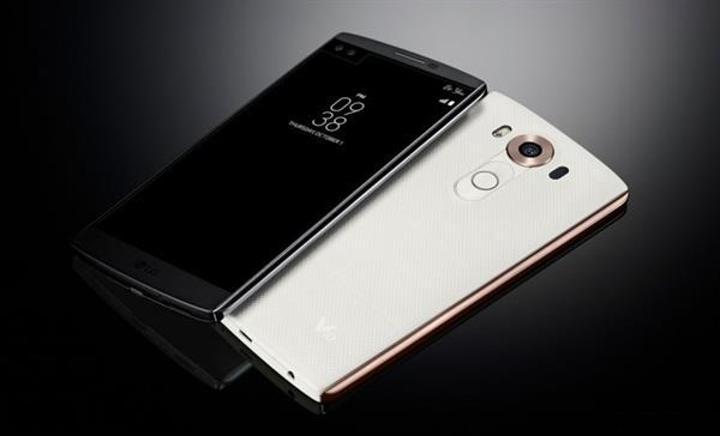 LG, V10'u dünya genelinde satışa sunmaya başlıyor