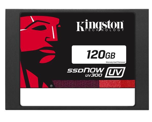 Kingston SSDNow UV300 geçmişi unutturmaya geliyor