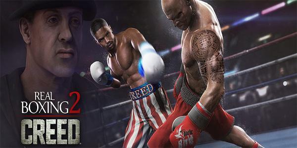 Rocky efsanesi Real Boxing 2'de canlanıyor