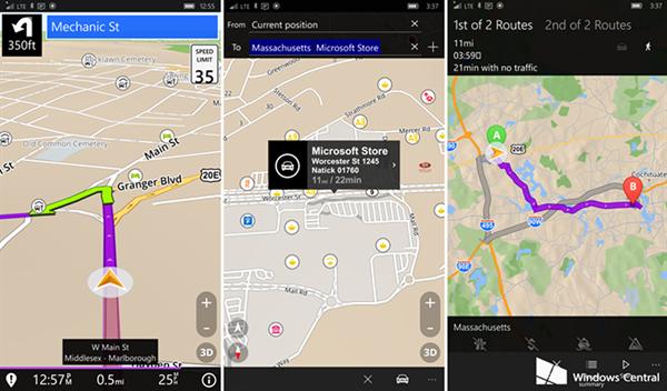 Sygic GPS Navigation'un evrensel Windows 10 betası başladı