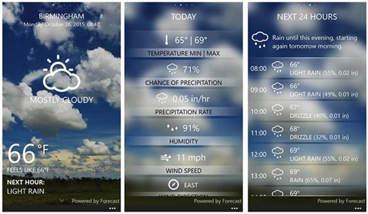 Farklı bir hava durumu uygulaması arayanlara: MeteoLens