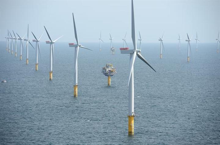 Birleşik Krallık denizleri devasa rüzgar çiftliği projesine ev sahipliği yapacak