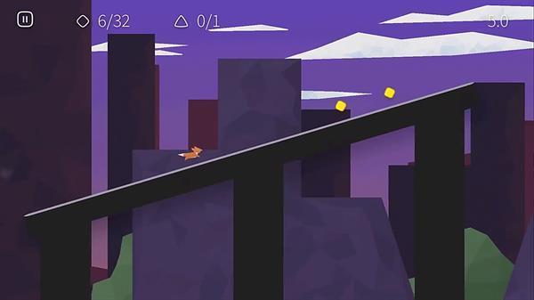 Fast Like a Fox şimdiye kadar ki en yenilikçi sonsuz koşu oyunu