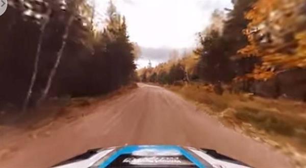 360 derecelik bir video da Subaru'dan geldi