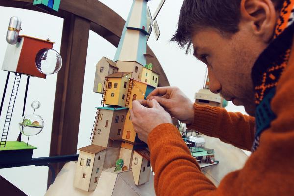 BAFTA ödüllü Lumino City mobilde