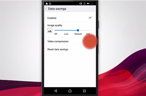 Android için Opera'ya