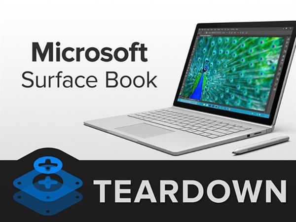 iFixit, Microsoft Surface Book'u es geçmedi