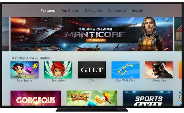 Yeni nesil Apple TV ile geliştiricilere yeni bir kapı açılıyor