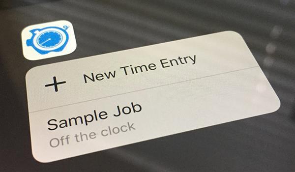 iOS uygulaması HoursTracker 4 artık çok daha yetenekli