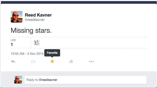 Twitter'ı geri çeviren Chrome eklentisi: Fav Forever