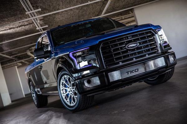 Ford, 2015 SEMA Fuarı'nda tarih yazıyor