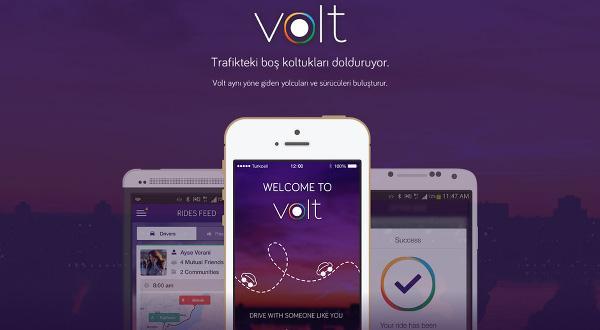 İstanbul trafiğine Volt çözümü
