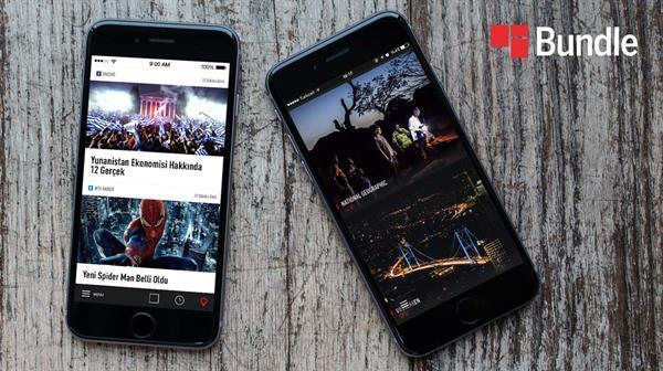Bundle Haber, App Store'da en iyi uygulamalar arasına girdi